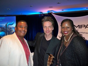 Bill Bloom, Richard Marx, Cynthia Biggs